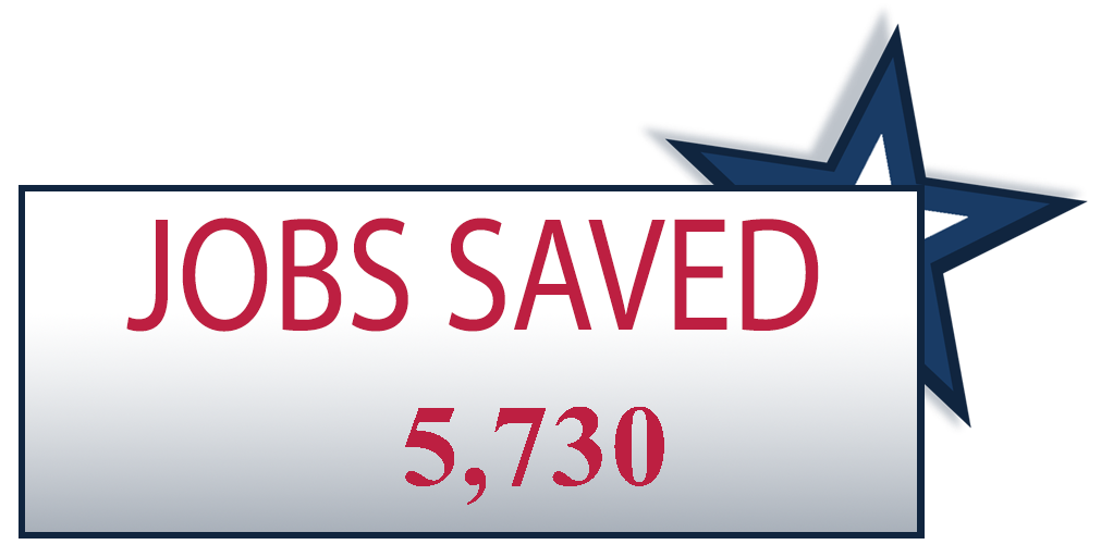 Jobs Saved